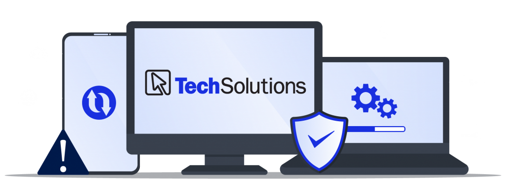 Top of tech solutions site